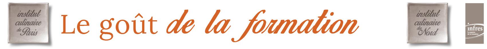Institut Culinaire de Paris Retina Logo