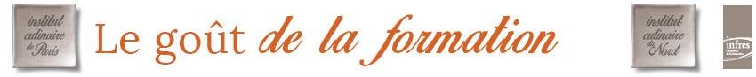 Institut Culinaire de Paris Logo