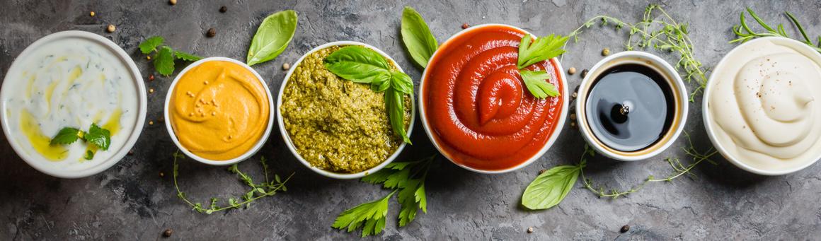 cuisine street food sauce